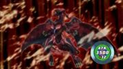 5Dx113 Scar-Red Nova Dragon