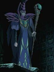 Dark Sage Torunka