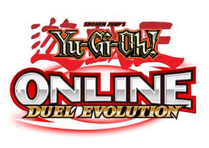 Yugioh online duel evolution- logo