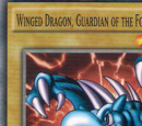 Winged Dragon, Guardian of the Fortress 1