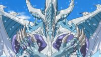 Stardust Dragon appears 5D's ep 24