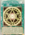 The Seal of Orichalcos (UDE promo)