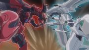 5Dx154 Dragons battle