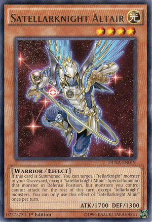 [YGO] Satellarknight Discussion  border=