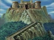 Duelist Kingdom Castle
