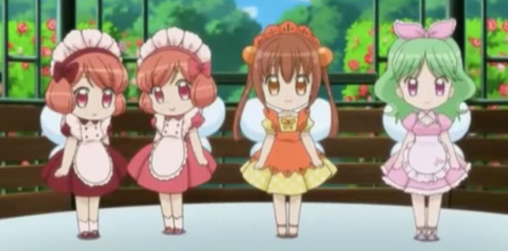 Team Natsuki Sweet Spirits   Yumeiro Patissiere Wiki   Fandom powered ...