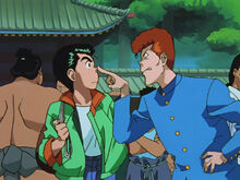 YuYuHakusho ep9 tournament l