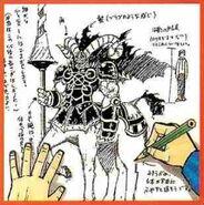 Black Knight concept art