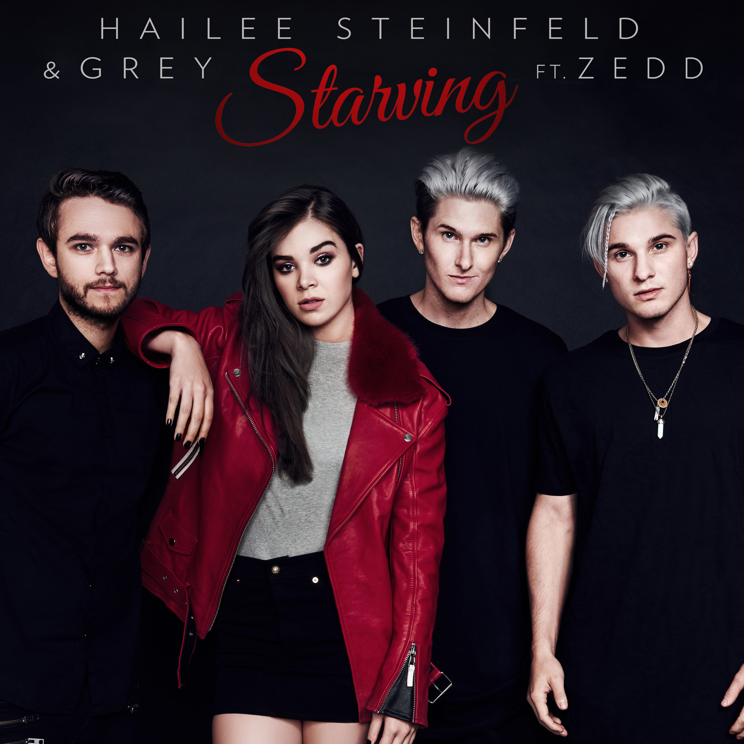 Hailee Steinfeld And Grey feat Zedd - Starving