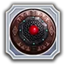 File:Hyrule Warriors Materials Round Aeralfos Shield (Silver Material).png