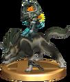 Super Smash Bros. Brawl Trophies Wolf Link (Render).png