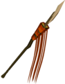 The Wind Waker Enemy Weapons Long Spear (Render).png