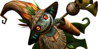 Skull Kid (mini-boss)