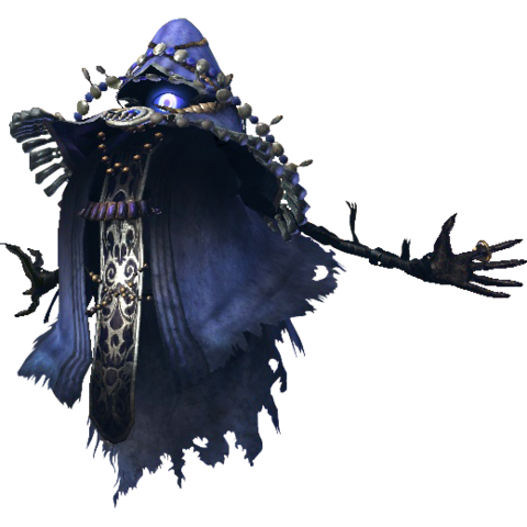 File:Hyrule Warriors Wizzro Standard Outfit (Blue Wizzrobe Recolor - Master Quest DLC).png