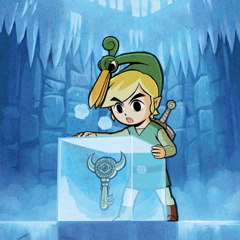 File:Frozen Boss Key.png