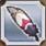 Hyrule Warriors Legends Materials Helmaroc Plume (Silver Material)