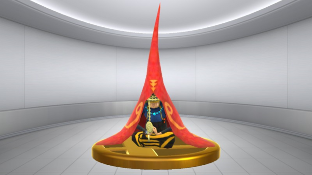File:Super Smash Bros. for Wii U Old Woman (Skyward Sword) Old Woman (Trophy).png