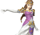 Princess Zelda/Super Smash Bros.