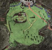 Hyrule Field Map (Ocarina of Time)
