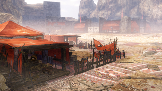 File:Hyrule Warriors Gerudo Desert Abandon Settlement (Location).png