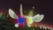 Hyrule Warriors Ocarina Lunar Ocarina (Victory Cutscene)