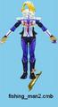 Majora's Mask 3D Fisherman Beta Sheik (Render).png