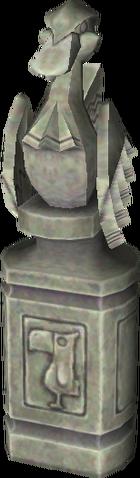 File:Bird Statue (Skyloft).png