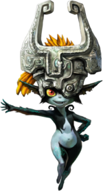 Twilight Princess HD Artwork Midna (Official Artwork)