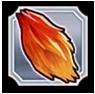 File:Hyrule Warriors Materials Ganon's Mane (Silver Material drop).png