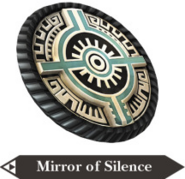 Hyrule Warriors Mirror Mirror of Silence (Render)