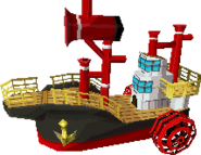 Red (Ship Set)