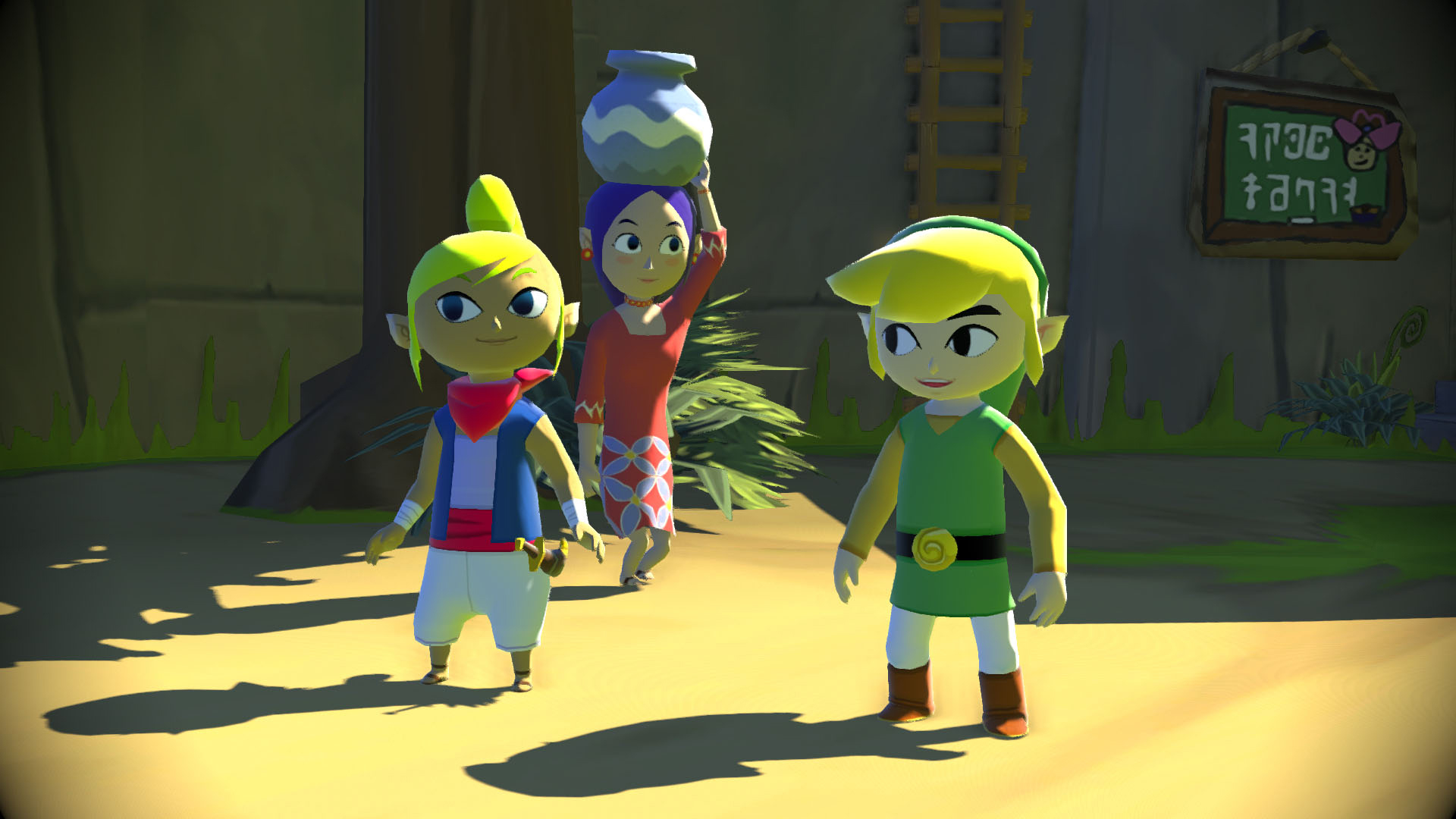 Image result for zelda wind waker
