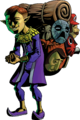Happy Mask Salesman Artwork (Majora's Mask).png