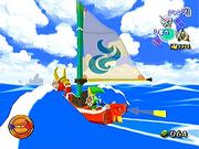 Sailing Great Sea