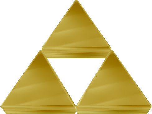 File:Triforce (Ocarina of Time).png