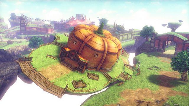 File:Hyrule Warriors Skyloft Pumpkin Landing (Lumpy Pumpkin).png