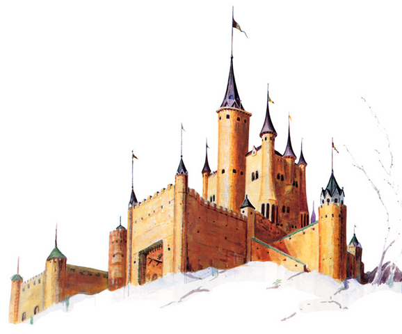 File:Hyrule Castle Artwork (A Link to the Past).png