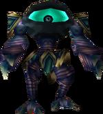 Majora's Mask Eyegore (Render)