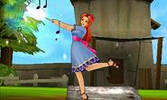 Hyrule Warriors Legends Marin Sea Lily Bell (Battle Intro)
