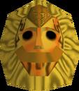 Sun's Mask