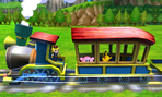 Spirit Train (Super Smash Bros)
