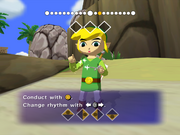 Using the Wind Waker