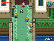 Realm of Memories- Hyrule Castle (Four Swords Anniversary Edition)