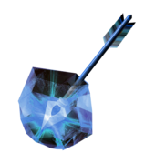 Ice Arrow (Ocarina of Time and Majora's Mask)