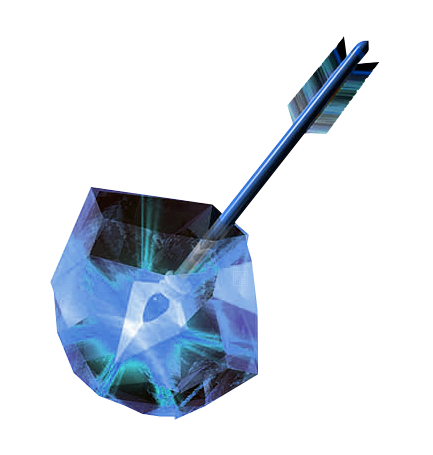 File:Ice Arrow (Ocarina of Time and Majora's Mask).png