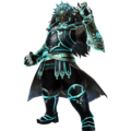 Hyrule Warriors Legends Ganondorf Standard Armor (Phantom Ganon Recolor - Master Wind Waker DLC).png