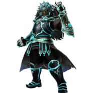Hyrule Warriors Legends Ganondorf Standard Armor (Phantom Ganon Recolor - Master Wind Waker DLC)