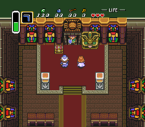 Link to the Past Heart Container 1