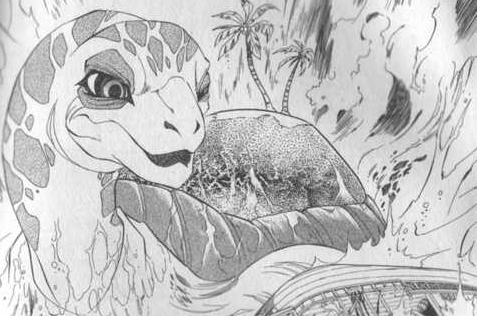 File:Giant Turtle (Majora's Mask manga).png