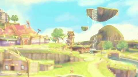 Skyward Sword E3 2011 Trailer